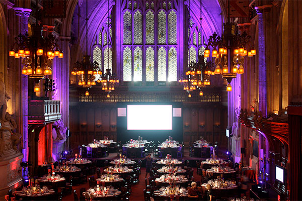 CHARITY EVENTS & AWARD DINNERS